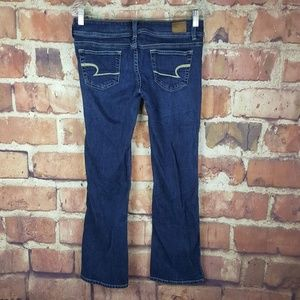 American Eagle Slim Boot Jeans Womens Size 2 Short